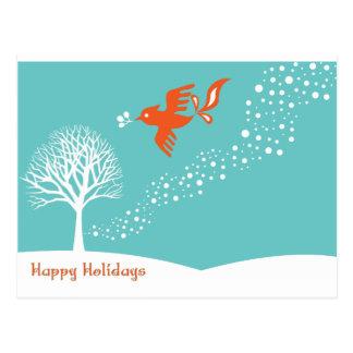 Bird of Peace Postcard