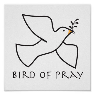 Bird Of Pray Print
