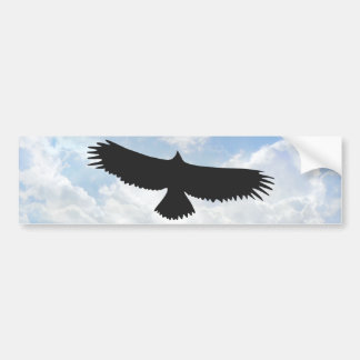 Bird of Prey 01 - Bumper Sticker
