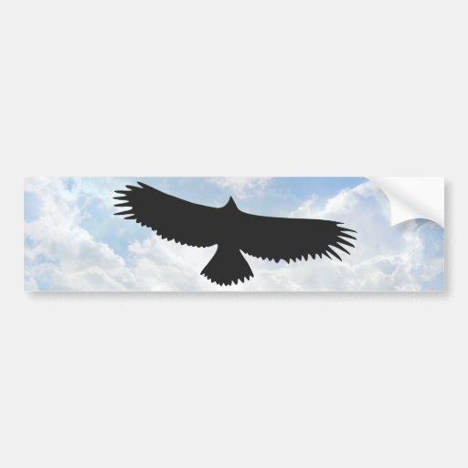 Bird of Prey 01 - Bumper Sticker