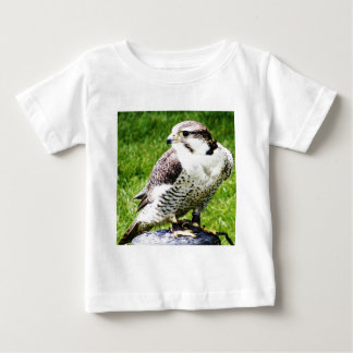 Bird of Prey #2-Peregrine falcon Baby T-Shirt