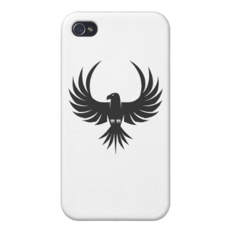 Bird of Prey Covers For iPhone 4