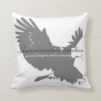 Bird of Prey Pillow