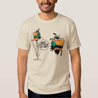 Bird of Prey Swamp Cartoon Shirt