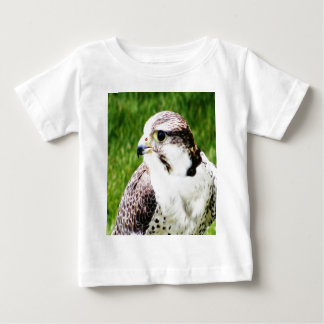 Bird Of Prey waiting for true love and peace Baby T-Shirt