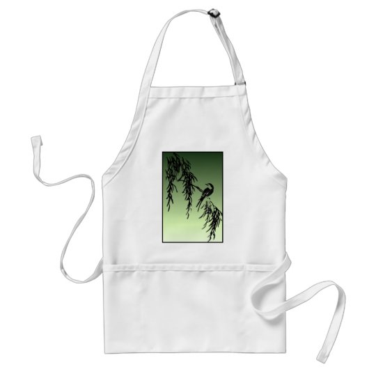 Bird on a Branch Adult Apron