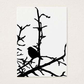 Bird on a Branch ATC Business Card