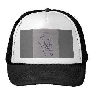 Bird On A Branch Trucker Hat