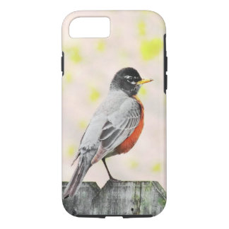 Bird on a Fence iPhone 8/7 Case