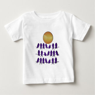 Bird on A Wire Baby T-Shirt