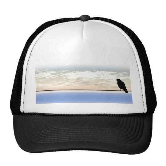 Bird On A Wire Gorros Bordados