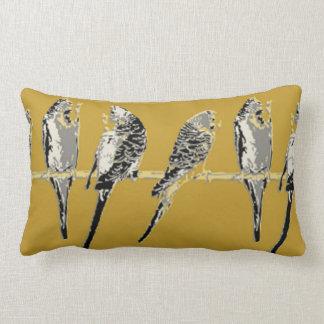 Bird On a Wire Pillow