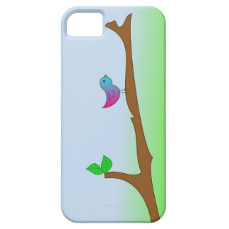 Bird on Branch iPhone cover iPhone 5 Covers