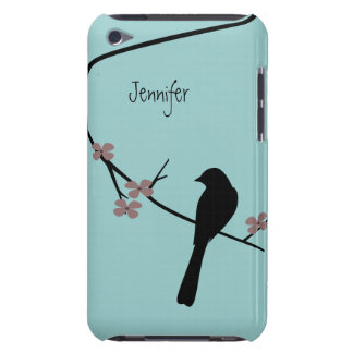 Bird on Branch iPod 4 Case-mate case iPod Case-Mate Cases