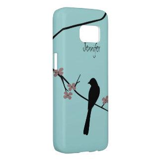 Bird on Branch Samsung Galaxy S7 Case