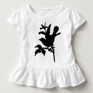 Bird on Branch Toddler T-shirt