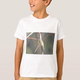 Bird Orange Crowned Warbler Nature T-Shirt