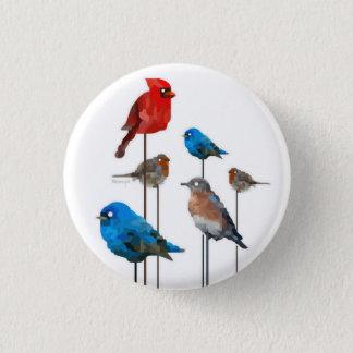 Bird Party Button