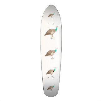 Bird Peahen Skate Boards