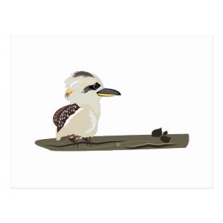 Bird Perch Postcard