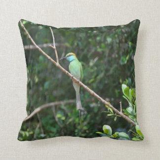 Bird Photo#1-pillow Throw Pillow