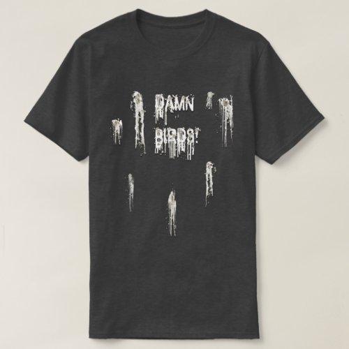 Bird Poo T_Shirt