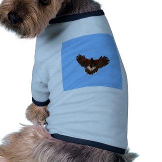bird prey solid landing pet clothes