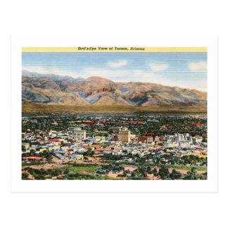 Bird s Eye View Tucson Arizona Vintage Post Cards