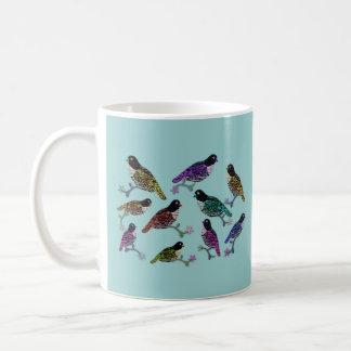 Bird Sanctuary Coffee Mug