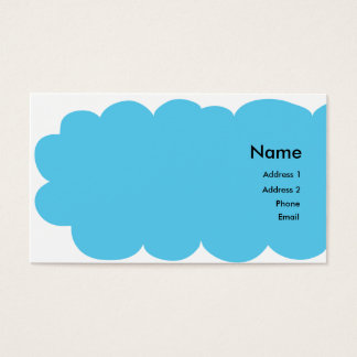 Bird says Your Name Business Card