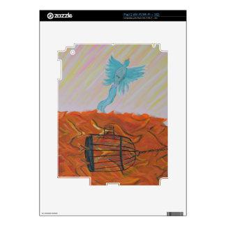 Bird Set Free iPad 2 Skins