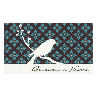 Bird Silhouette Business Card