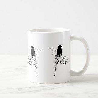 Bird Silhouette Coffee Mug