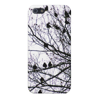 Bird Silhouette Cover For iPhone SE/5/5s