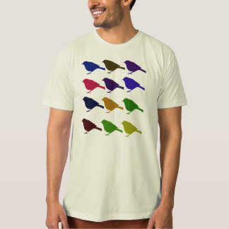 Bird Silhouette T-Shirt