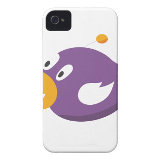 bird singing and shouting iPhone 4 cover