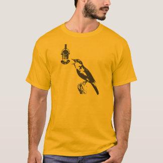 BIRD SINGING T-Shirt