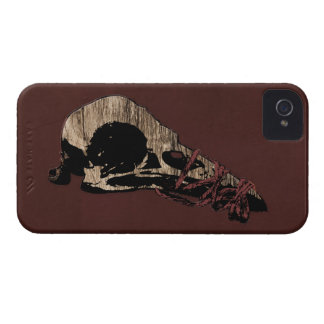 Bird Skull iPhone 4 Case