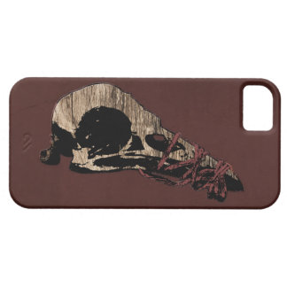 Bird Skull iPhone SE/5/5s Case