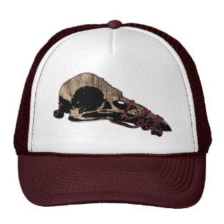 Bird Skull Trucker Hat