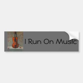 Bird Song Bumper Stickers