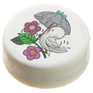 Bird Song Chocolate Covered Oreo