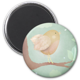 Bird song fridge magnets