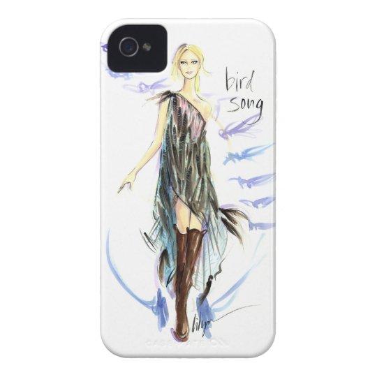 Bird Song iPhone 4 Case