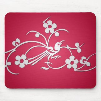 Bird Song Mouse Pad