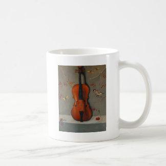 Bird Song Mugs