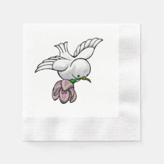 Bird Song Paper Napkin
