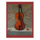 Bird Song Postcard