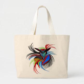 Bird Spirit Jumbo Tote Bag