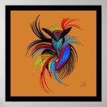 Bird Spirit Print